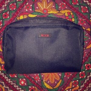 Tumi cosmetics travel bag